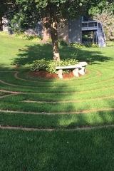 Grateful Heart Labyrinth