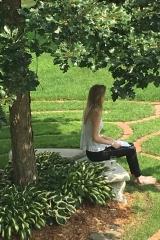 Grateful Heart Labyrinth Reflection