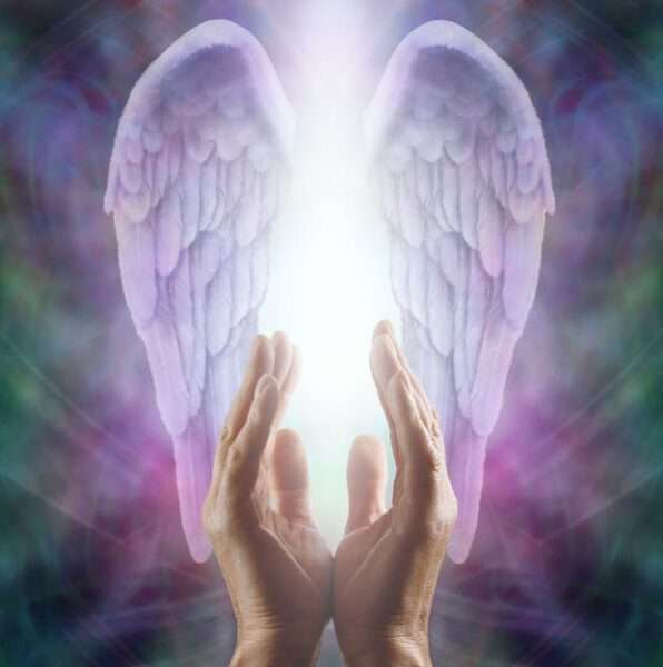 Receiving Your Wings of Light