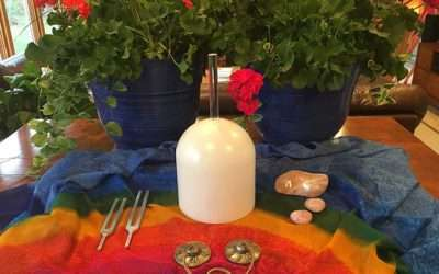 Sound Healing on the Go!
