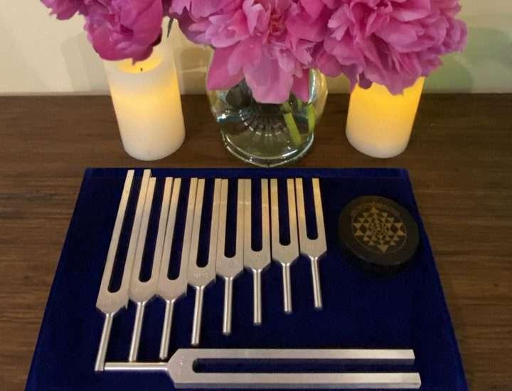 Sacred Sound Tuning Forks